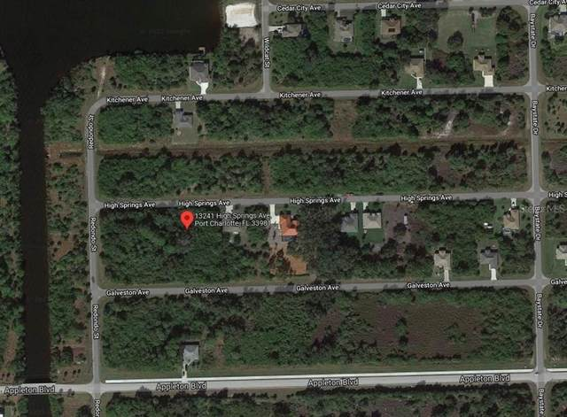 13241 High Springs Avenue, Port Charlotte, FL 33981 (MLS #C7450135) :: Sarasota Home Specialists