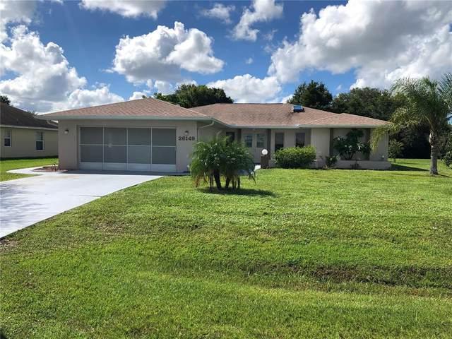 26149 Mamora Drive, Punta Gorda, FL 33983 (MLS #C7450155) :: Delgado Home Team at Keller Williams