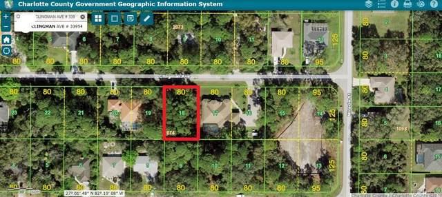 17097 Clingman Avenue, Port Charlotte, FL 33954 (MLS #C7450156) :: McConnell and Associates