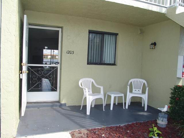 25225 Rampart Boulevard #1203, Punta Gorda, FL 33983 (MLS #C7450171) :: Realty Executives