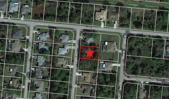 Lot 18 Cloras Street, North Port, FL 34287 (MLS #C7450174) :: The Nathan Bangs Group