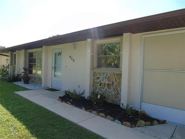 423 Yeager Street, Port Charlotte, FL 33954 (MLS #C7450210) :: Bustamante Real Estate