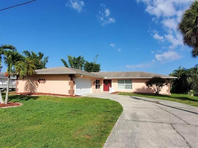 3027 Shannon Drive, Punta Gorda, FL 33950 (MLS #C7450215) :: Team Bohannon