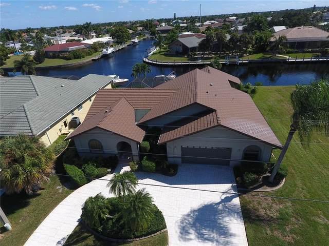 100 Colony Point Drive, Punta Gorda, FL 33950 (MLS #C7450225) :: Medway Realty