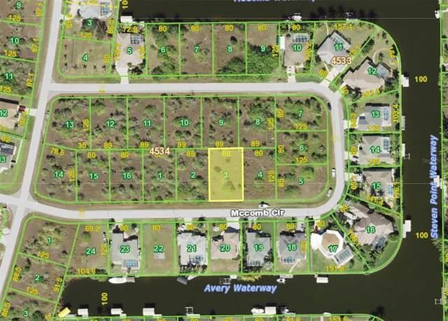 15531 Mccomb Circle, Port Charlotte, FL 33981 (MLS #C7450237) :: The BRC Group, LLC