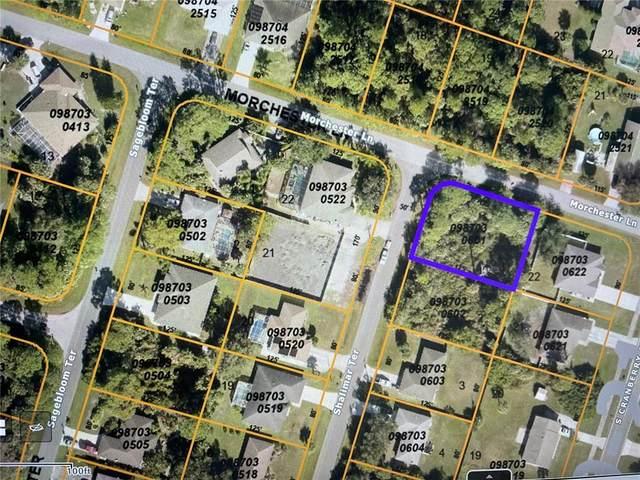 Shalimar Terrace, North Port, FL 34286 (MLS #C7450263) :: The Heidi Schrock Team