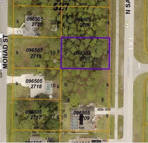 Salford Boulevard, North Port, FL 34286 (MLS #C7450268) :: The Heidi Schrock Team
