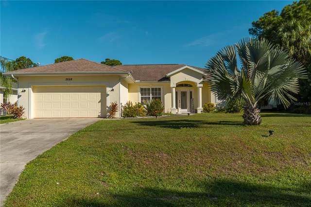 2668 Bluebird Avenue, North Port, FL 34286 (MLS #C7450274) :: The Heidi Schrock Team