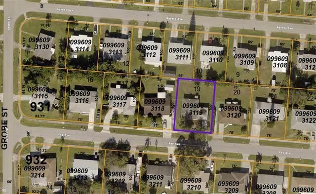 8744 Fay Avenue, North Port, FL 34287 (MLS #C7450280) :: The Heidi Schrock Team