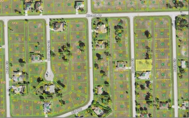 16064 Galiano Court, Punta Gorda, FL 33955 (MLS #C7450290) :: Realty Executives
