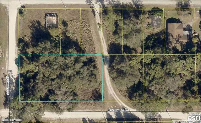 Seminole Avenue W, Labelle, FL 33935 (MLS #C7450291) :: Everlane Realty