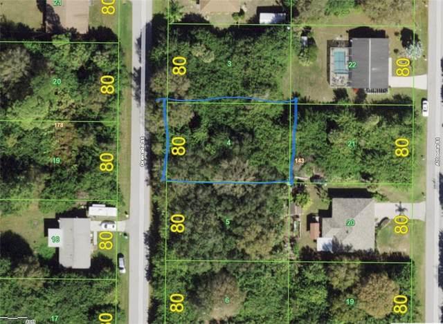161 Grenada Street NW, Port Charlotte, FL 33948 (MLS #C7450327) :: Orlando Homes Finder Team