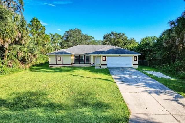 5262 Weslaco Lane, North Port, FL 34286 (MLS #C7450334) :: Medway Realty