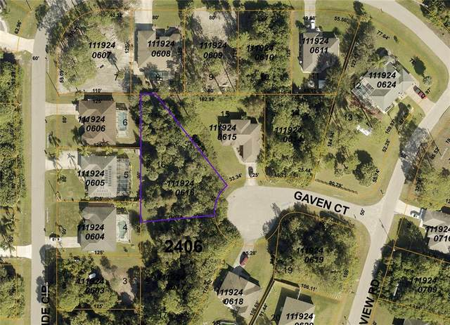 Gaven Court, North Port, FL 34288 (MLS #C7450336) :: Young Real Estate