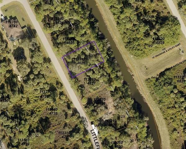 Littlefield Lane, North Port, FL 34288 (MLS #C7450339) :: SunCoast Home Experts