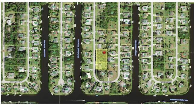 Meager Circle, Port Charlotte, FL 33948 (MLS #C7450345) :: Medway Realty