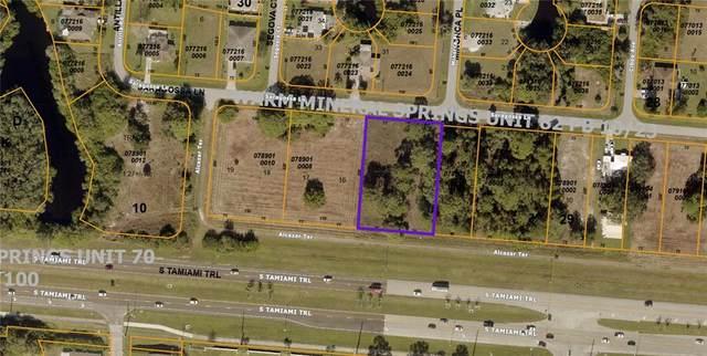 Lots 14-19 Tamiami Trail Lots 14-19, North Port, FL 34287 (MLS #C7450367) :: Bustamante Real Estate