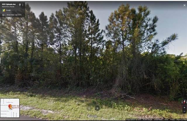 0 Sylvania Avenue, North Port, FL 34291 (MLS #C7450376) :: EXIT King Realty
