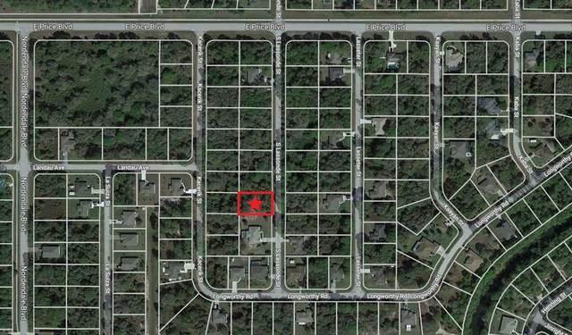 Lot 16 S Lassonde Street, North Port, FL 34288 (MLS #C7450394) :: The Duncan Duo Team