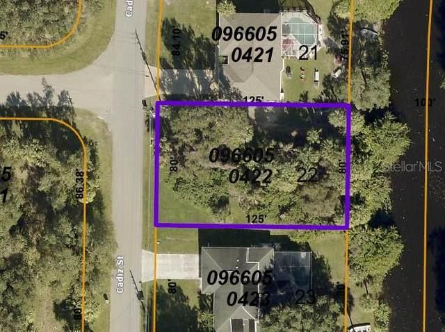 Cadiz Street, North Port, FL 34286 (MLS #C7450400) :: SunCoast Home Experts