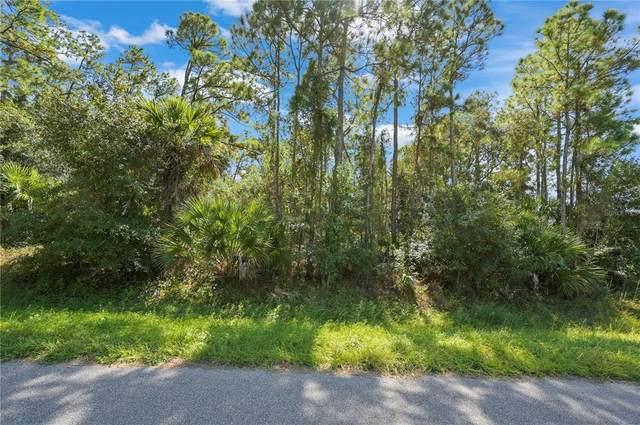 Lot 14 Dinuba Avenue, North Port, FL 34288 (MLS #C7450409) :: Everlane Realty
