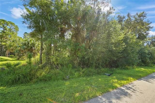 Lot 9 Impala Street, North Port, FL 34288 (MLS #C7450415) :: Medway Realty