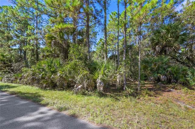 Lot 39 Merced Street, North Port, FL 34288 (MLS #C7450425) :: Medway Realty