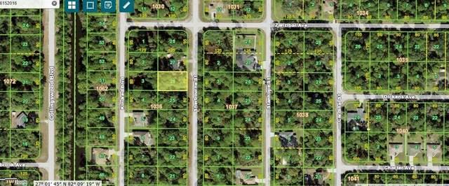 151 Sherbourne Street, Port Charlotte, FL 33954 (MLS #C7450445) :: Medway Realty