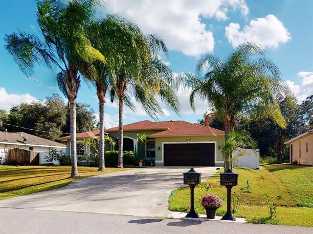 3725 Caballero Avenue, North Port, FL 34286 (MLS #C7450461) :: Keller Williams Realty Peace River Partners