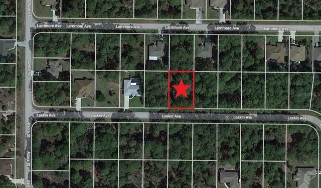 Lot 8 Laskin Avenue, North Port, FL 34291 (MLS #C7450463) :: Keller Williams Realty Peace River Partners