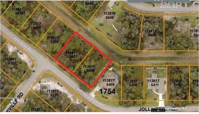 Jollivette Road, North Port, FL 34288 (MLS #C7450472) :: Orlando Homes Finder Team
