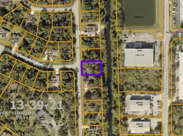 Oceanside Street, North Port, FL 34286 (MLS #C7450492) :: Stiver Firth International