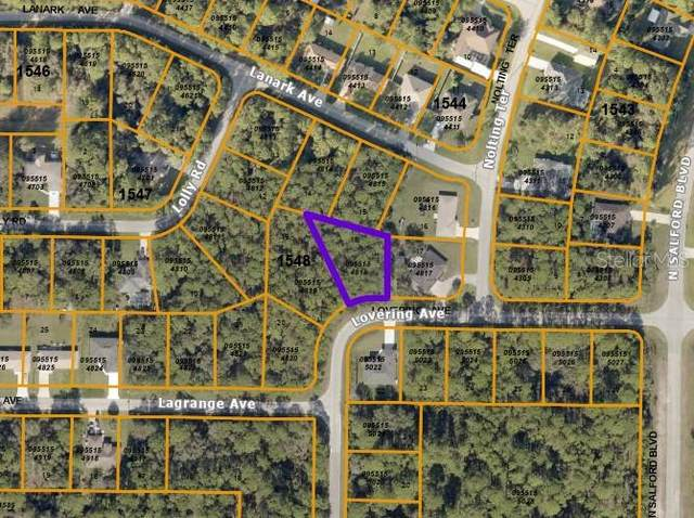 Lovering Avenue, North Port, FL 34286 (MLS #C7450493) :: SunCoast Home Experts