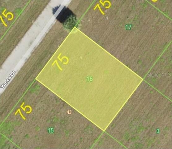 14 Yucca Lane, Placida, FL 33946 (MLS #C7450517) :: Cartwright Realty