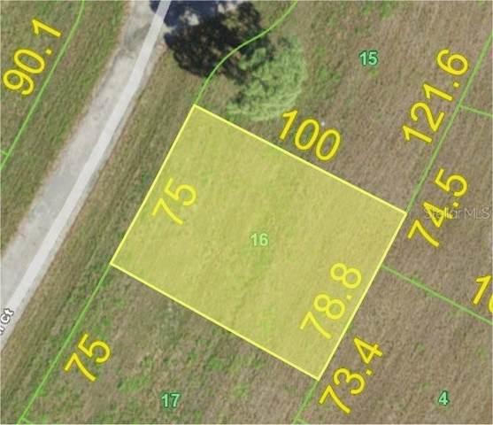 7 Lemon Court, Placida, FL 33946 (MLS #C7450518) :: Cartwright Realty
