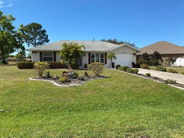 25449 Doredo Drive, Punta Gorda, FL 33955 (MLS #C7450526) :: Stellar Home Sales