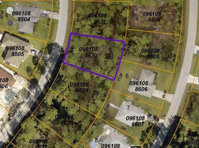 Circleville Street, North Port, FL 34286 (MLS #C7450554) :: Medway Realty