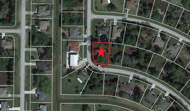 Lot 19 Battalla Road, North Port, FL 34291 (MLS #C7450592) :: Sarasota Property Group at NextHome Excellence