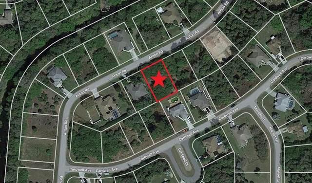 Lot 24 Ariton Road, North Port, FL 34288 (MLS #C7450594) :: Sarasota Property Group at NextHome Excellence