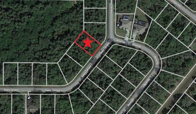 Lot 79 Geary Terrace, North Port, FL 34288 (MLS #C7450595) :: Sarasota Property Group at NextHome Excellence