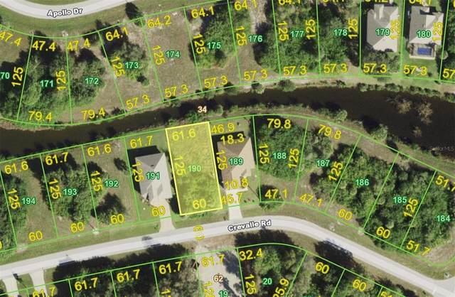 154 Crevalle Road, Rotonda West, FL 33947 (MLS #C7450678) :: Keller Williams Realty Select