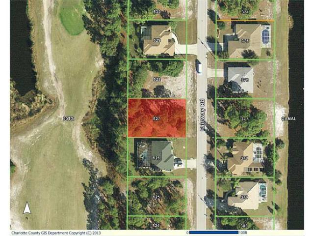 240 Fairway Road, Rotonda West, FL 33947 (MLS #D5792082) :: The BRC Group, LLC