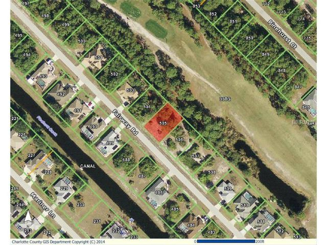 18 Fairway Road, Rotonda West, FL 33947 (MLS #D5900202) :: Griffin Group