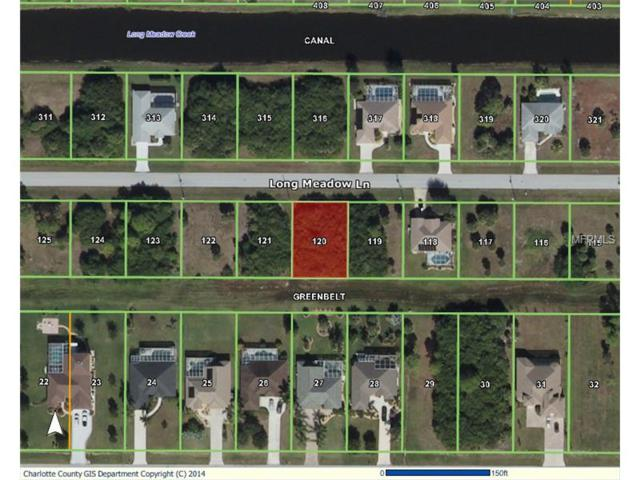 203 Long Meadow Lane, Rotonda West, FL 33947 (MLS #D5902810) :: G World Properties