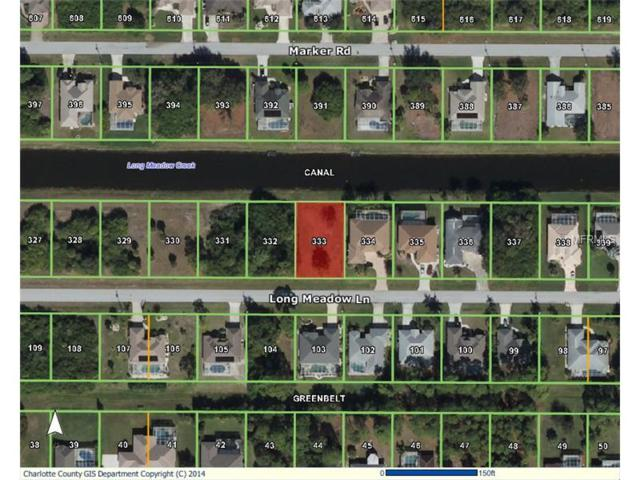 236 Long Meadow Lane, Rotonda West, FL 33947 (MLS #D5902813) :: G World Properties