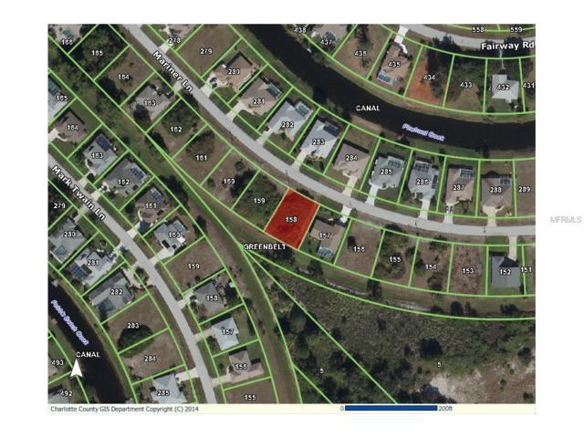 127 Mariner Lane, Rotonda West, FL 33947 (MLS #D5902838) :: Griffin Group