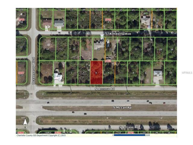 4438 N Access Road, Englewood, FL 34224 (MLS #D5907009) :: The BRC Group, LLC