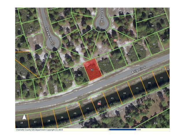 58 Brig Circle S, Placida, FL 33946 (MLS #D5908950) :: The BRC Group, LLC