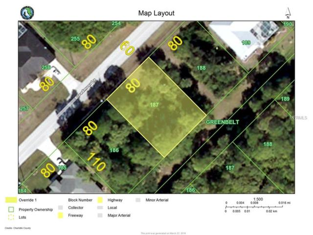 227 Broadmoor Lane, Rotonda West, FL 33947 (MLS #D5911361) :: The BRC Group, LLC