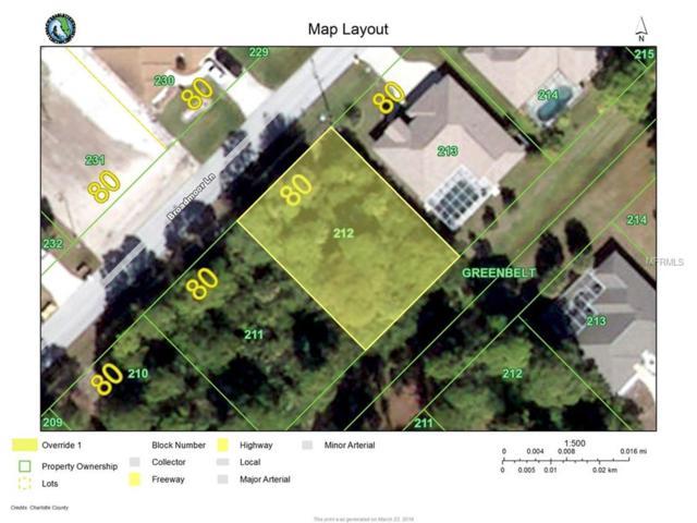 277 Broadmoor Lane, Rotonda West, FL 33947 (MLS #D5911364) :: The BRC Group, LLC